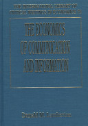 The Economics of Communication and Information PDF