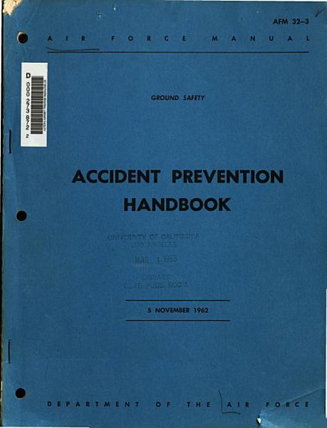 Download Accident Prevention Handbook Book