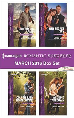 Harlequin Romantic Suspense March 2016 Box Set