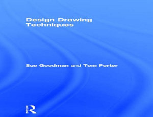Design Drawing Techniques Book PDF
