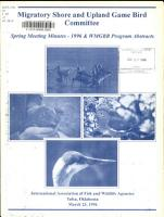 Spring Meeting Minutes  1996   WMGBR Program Abstracts PDF