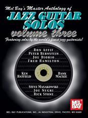 Master Anthology of Jazz Guitar Solos Volume 3 PDF
