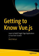 Getting to Know Vue js PDF