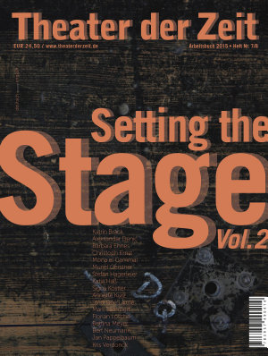 Bild der B  hne  Vol  2   Setting the Stage