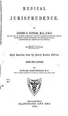 Medical Jurisprudence PDF