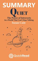 Summary Of Quiet By Susan Cain Free Book By Quickread Com Book PDF