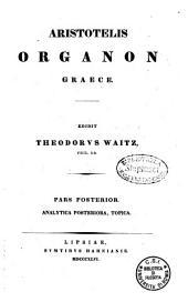 Aristotelis organon graece: 2