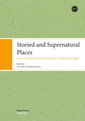 Storied and Supernatural Places PDF