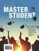 Becoming a Master Student: Edition 16
