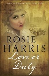 Love or Duty: A saga set in 1920s Liverpool