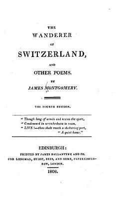 The Wanderer of Switzerland PDF