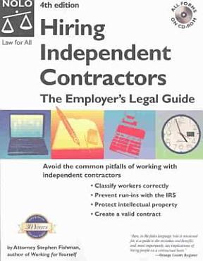 Hiring Independent Contractors PDF