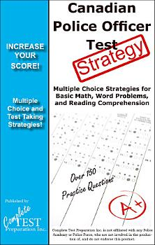 Canadian Police Officer Test Strategy PDF