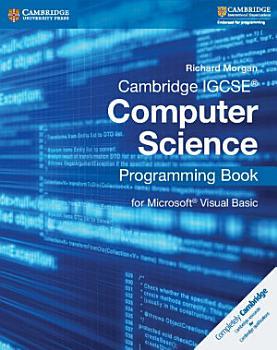 Cambridge IGCSE   Computer Science Programming Book PDF