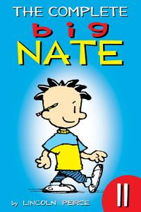 The Complete Big Nate   11 Book