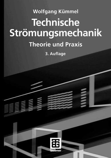 Technische Str  mungsmechanik PDF