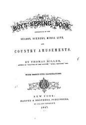 The Boy S Spring Book Book PDF