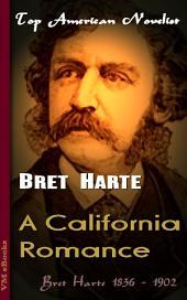A California Romance: Top American Novelist