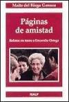 Páginas de amistad: relatos en torno a Encarnita Ortega