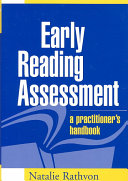 Early Reading Assessment Book