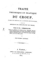 Traité theorique et pratique du Croup d'après les princeps de la doctrine physiologique