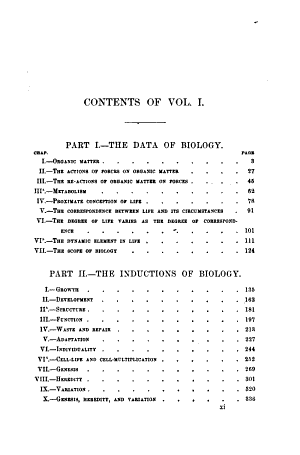 The Principles of biology v 1 PDF