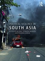 Political Violence in South Asia PDF