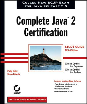 Complete Java 2 Certification Study Guide PDF