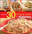 Betty Crocker 30 Minute Meals for Diabetes Book