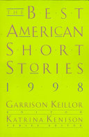 Download The Best American Short Stories  1998 Book