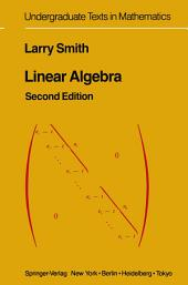 Linear Algebra: Edition 2