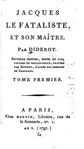 Jacques, le fataliste, et son maître