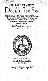 Comentario de la guerra de Alemana hecha de Carlo V Maximo, Emperador Romano ... en el ano de 1546 y 1547