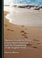 Marlene NourbeSe Philip  Linton Kwesi Johnson and the Dismantling of the English Norm PDF