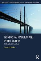 Nordic Nationalism and Penal Order PDF