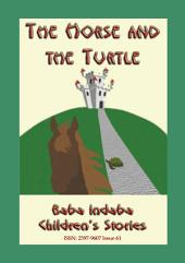 THE HORSE AND THE TURTLE - a Jamaican Anansi Story: Baba Indaba Children's Stories - Issue 61