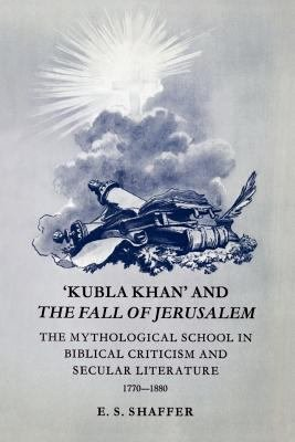 'Kubla Khan' and the Fall of Jerusalem