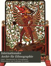 Archives Internationales D'ethnographie