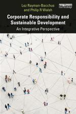 Corporate Responsibility and Sustainable Development