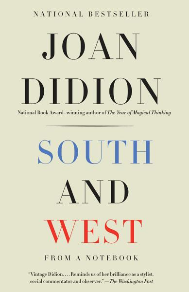 Download South and West Book