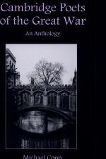Cambridge Poets of the Great War