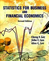 Statistics for Business and Financial Economics PDF
