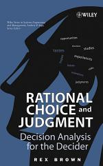 Rational Choice and Judgment