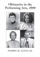 Obituaries in the Performing Arts  1999 PDF