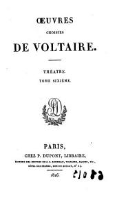 Oeuvres choisies de Theatre, 6