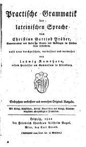 Lectiones Latinae: Delectandis excolendisque puerorum ingeniis accomodatae ; Collegit adiectisque noties philologicis