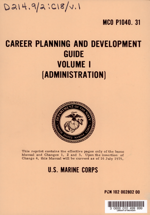 Career Planning and Development Guide