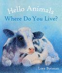 Hello Animals  Where Do You Live  PDF