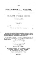 Phrenological Journal and Magazine of Moral Science PDF