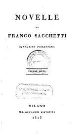 Novelle. Milano 1815. 3 Vol